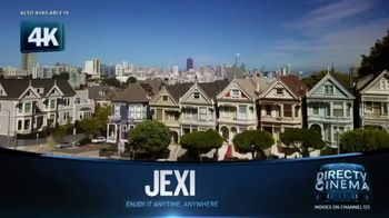 DIRECTV Cinema TV Spot, 'Jexi'