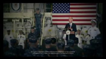 Biden for President TV Spot, 'Tested' - Thumbnail 5