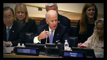 Biden for President TV Spot, 'Tested' - 3 commercial airings