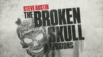 WWE Network TV Spot, 'Steve Austin's Broken Skull Sessions' [Spanish] - 2 commercial airings