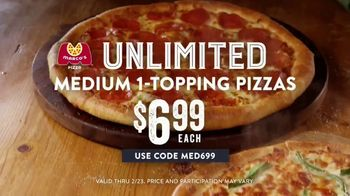 Love Is Limitless: Unlimited Medium Pizzas thumbnail