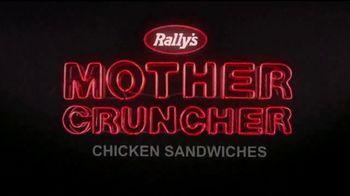 Rally's Mother Cruncher Chicken Sandwich TV Spot, 'Get a Better Mother' - Thumbnail 9