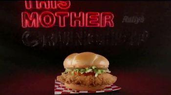 Rally's Mother Cruncher Chicken Sandwich TV Spot, 'Get a Better Mother' - Thumbnail 4