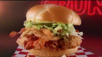 Rally's Mother Cruncher Chicken Sandwich TV Spot, 'Get a Better Mother' - Thumbnail 7