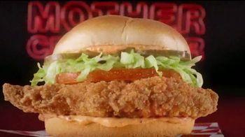 Rally's Mother Cruncher Chicken Sandwich TV Spot, 'Get a Better Mother' - Thumbnail 8