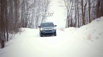 Honda TV Spot, 'Take on Winter' [T1] - Thumbnail 9