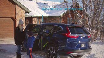 Honda TV Spot, 'Take on Winter' [T1] - Thumbnail 3