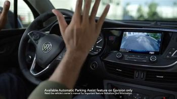Buick Ring in the New Year TV Spot, 'S(You)V: Parking' Song by Matt and Kim [T2] - Thumbnail 3