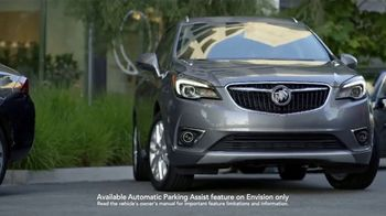 Buick Ring in the New Year TV Spot, 'S(You)V: Parking' Song by Matt and Kim [T2] - Thumbnail 4