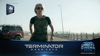 DIRECTV Cinema TV Spot, 'Terminator: Dark Fate'