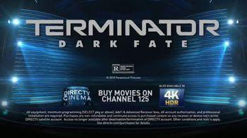 DIRECTV Cinema TV Spot, 'Terminator: Dark Fate' - Thumbnail 10