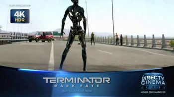 DIRECTV Cinema TV Spot, 'Terminator: Dark Fate' - Thumbnail 2