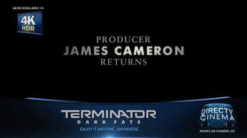 DIRECTV Cinema TV Spot, 'Terminator: Dark Fate' - Thumbnail 3