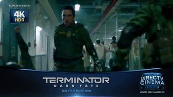 DIRECTV Cinema TV Spot, 'Terminator: Dark Fate' - Thumbnail 7