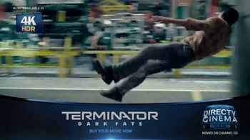 DIRECTV Cinema TV Spot, 'Terminator: Dark Fate' - Thumbnail 8