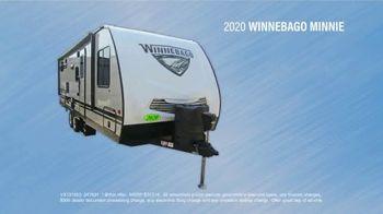 La Mesa RV TV Spot, 'Low Pricing: 2020 Winnebago Minnie' - Thumbnail 5
