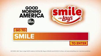 Smile With Lays TV Spot, 'GMA: Spread Smiles Across America' - Thumbnail 10