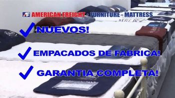 American Freight TV Spot, 'Ahorre $100's' [Spanish] - Thumbnail 3