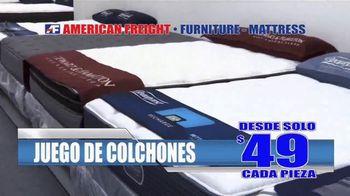 American Freight TV Spot, 'Ahorre $100's' [Spanish] - Thumbnail 4