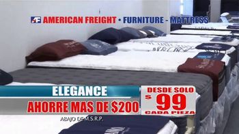 American Freight TV Spot, 'Ahorre $100's' [Spanish] - Thumbnail 5