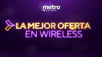 Metro by T-Mobile TV Spot, 'Dos teléfonos gratis + tableta ' [Spanish]