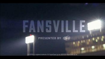 Dr Pepper TV Spot, 'Fansville: Season Three' Ft. Eddie George, Brian Bosworth - Thumbnail 9