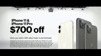 Verizon TV Spot, 'Aceves Family: Mix and Match for $35 + $700 Off iPhone' - Thumbnail 9