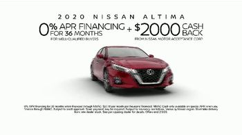 2020 Nissan Altima TV Spot, 'Roller Derby' Song by The Donnas [T2] - Thumbnail 9