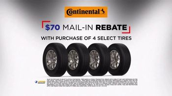 National Tire & Battery Big Brands Bonus Month TV Spot, \'Mail-In Rebate\'