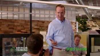 American Financing TV Spot, 'Around the Office' Featuring Peyton Manning - Thumbnail 2