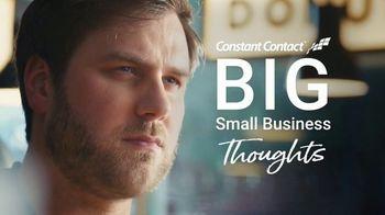 Constant Contact TV Spot, 'Big Small Biz Thoughts: Donuts: Bus Door' - Thumbnail 1