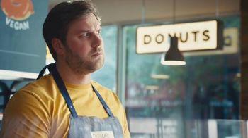 Constant Contact TV Spot, 'Big Small Biz Thoughts: Donuts: Bus Door' - Thumbnail 2