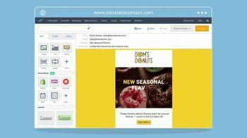 Constant Contact TV Spot, 'Big Small Biz Thoughts: Donuts: Bus Door' - Thumbnail 3
