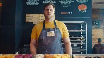 Constant Contact TV Spot, 'Big Small Biz Thoughts: Donuts: Bus Door' - Thumbnail 4