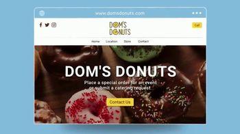 Constant Contact TV Spot, 'Big Small Biz Thoughts: Donuts: Bus Door' - Thumbnail 6
