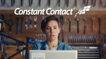 Constant Contact TV Spot, 'Big Small Biz Thoughts: Bike Shop: Pizza' - Thumbnail 7