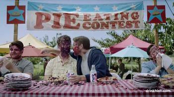 Hint TV Spot, 'Pie Eating Contest' - Thumbnail 3