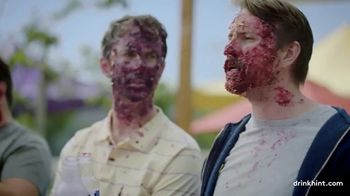 Hint TV Spot, 'Pie Eating Contest' - Thumbnail 4