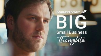 Constant Contact TV Spot, 'Big Small Biz Thoughts: Donuts: Pants' - Thumbnail 1