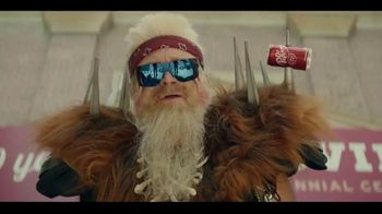 Dr Pepper TV Spot, 'Fansville: Big Fan Rising' Featuring Eddie George, Brian Bosworth