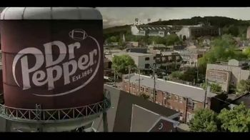 Dr Pepper TV Spot, 'Fansville: Big Fan Rising' Featuring Eddie George, Brian Bosworth - Thumbnail 1