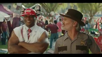 Dr Pepper TV Spot, 'Fansville: Big Fan Rising' Featuring Eddie George, Brian Bosworth - Thumbnail 8