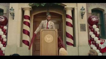 Dr Pepper TV Spot, 'Fansville: Big Fan Rising' Featuring Eddie George, Brian Bosworth