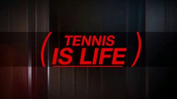 Phil in the Blanks TV Spot, 'Tennis Is Life'