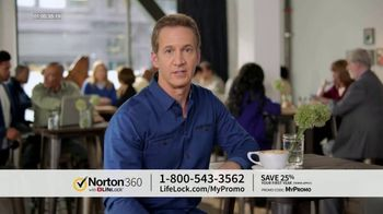 LifeLock TV Spot, 'CSP360 V2A General 120 25'