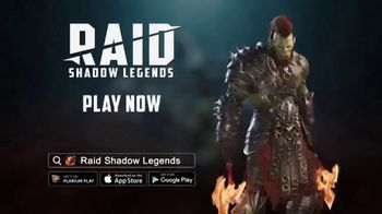 RAID: Shadow Legends TV Spot, 'Get Ready to Raid: 2019 Reviews'