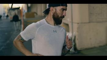 Under Armour TV Spot, 'The Only Way Is Through' Featuring Michael Phelps, Stephen Curry - Thumbnail 6
