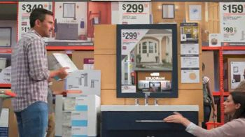 The Home Depot Days of Doing Bath Event TV Spot, 'Doing Gets Done: Vanities' - Thumbnail 4