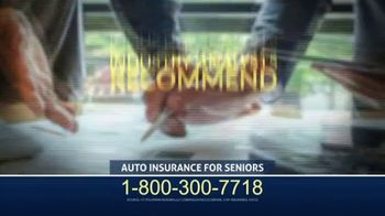 Senior Auto Insurance Helpline TV Spot, 'Check for Better Auto Insurance'