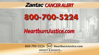 Wright & Schulte, LLC TV Spot, 'Zantac Cancer Lawsuit' - Thumbnail 6